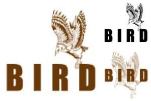Bird ロゴ